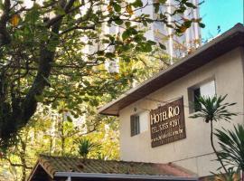Hotel Rio, hotel no Guarujá