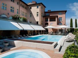 Villa Florentine, hôtel à Lyon près de: Centre de congrès de Lyon