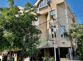Olive hotel, отель в Ереване