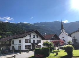 Appartements Krone, family hotel in Bichlbach