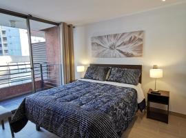 HomyRent Apartment Apoquindo 6445, hotel near Apumanque Mall, Santiago