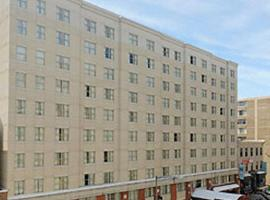 Residence Inn Washington, DC / Dupont Circle, отель в Вашингтоне