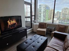 Howe Street Apartment with Views, apartment in Vancouver
