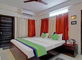 Treebo Trend Ashraya Inn Bellanzo, hotel en Calcuta