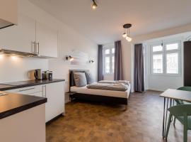 Nena Apartments Hermannplatz, serviced apartment in Berlin