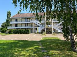Premiere Classe Avallon, hôtel à Sauvigny-le-Bois