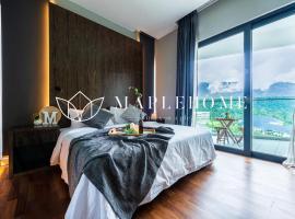 Geo38 Premier Suites Genting Highlands, apartment in Genting Highlands