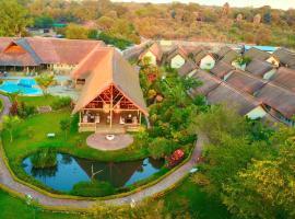 Shearwater's Explorers Village, hotel near Elephant's Walk Shopping & Artist Village, Victoria Falls