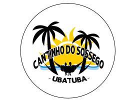 Suítes Cantinho do Sossego Ubatuba, hostel in Ubatuba