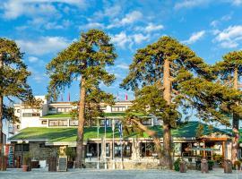 Troodos Hotel, hotel near Cyprus Ski Club 1, Troodos