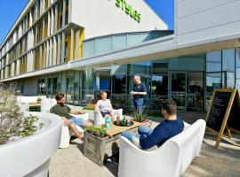 ibis Styles Nantes Reze Aéroport, hotel near Nantes Atlantique Airport - NTE, Rezé