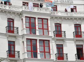 LATROUPE LA GRANJA, hotel in Bilbao