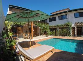 Nai'a Suites, family hotel in Ubatuba