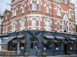 The Kings Arms, hotel near Ealing Broadway, London