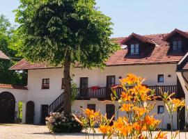 Pension Margaretenhof, Hotel in Bayerbach