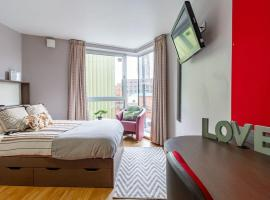 Lovely studio in the middle of Camden, hotel in London