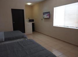 LOSSANTOS, hotel familiar en Matamoros
