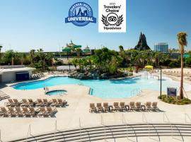 Avanti Palms Resort And Conference Center, hotel in Orlando