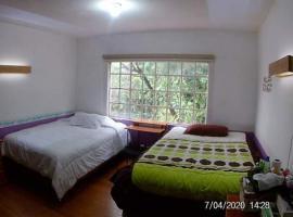 Departamento Camino Real, hotel con parking en Matamoros