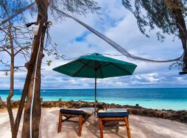 Flame Tree Cottages, hotel a Nungwi