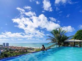 Paradise Vista do Atlantico, apartment in Maceió