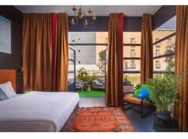 Hotel NeNe, מלון בחיפה