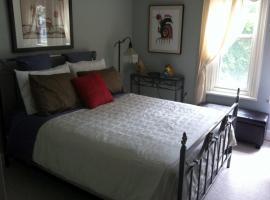Turtle Island Bed and Breakfast, room in Gananoque