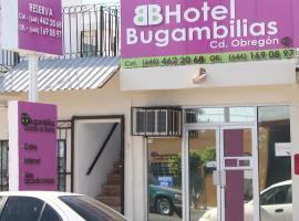 Hotel Bugambilias, hôtel à Ciudad Obregón