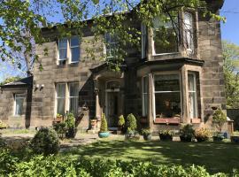 Alba House, bed & breakfast a Edimburgo