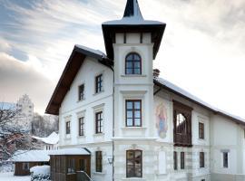 Hotel Fantasia, hotel in Füssen