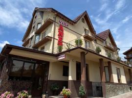 Villa Anet, hotel in Bukovel