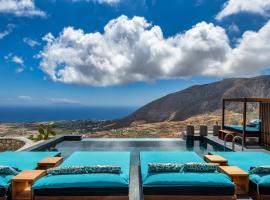 Skyfall Suites - Adults Only, hotel in zona Antica Akrotiri, Pyrgos