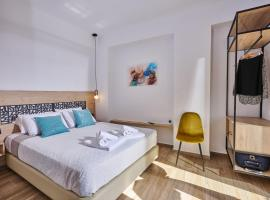 City Experience Apartments B, accommodation in Heraklio Town