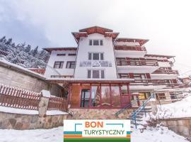 Base Camp Pilsko - freeride splitboard snowkite – hotel w Korbielowie