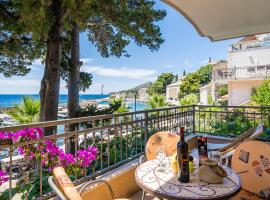 Apartments Villa Palma, guest house in Mlini
