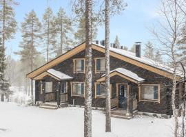 Holiday Home Villa hakametsä 1, villa in Sirkka