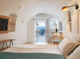 Katikies Kirini Santorini - The Leading Hotels Of The World, hotel in Oia