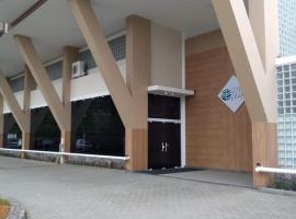 GTB Flats, apartment in Angra dos Reis