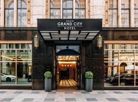 Hotel Grand City Wrocław – hotel we Wrocławiu