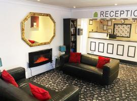 Flexistay Reading West Aparthotel - With Communal Kitchen Use, hotel near Donnington Grove Country Club, Reading