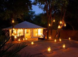 Desert Heritage Safari Camp, hotel in Jaisalmer