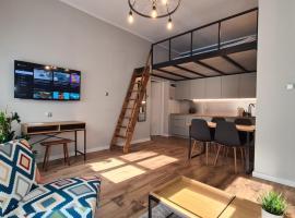 Apartament Parkowy Antresola, apartment in Gniezno