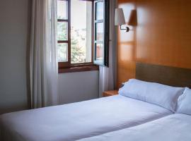 Hotel Alda Bonaval, hotel in Santiago de Compostela