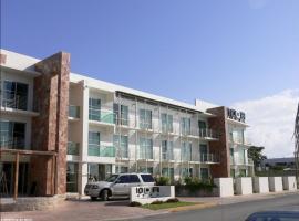 Hotel Noor Chetumal, hotel in Chetumal