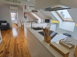 Chieira N'Avenida, apartment in Viana do Castelo