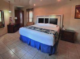 Hotel Hacienda del Viejo, hotel familiar en Matamoros