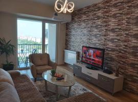 Mitreski Impeksel 2 Luxury Apartment, apartment in Skopje