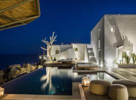Lyo Boutique Hotel Mykonos, hotel in Super Paradise Beach