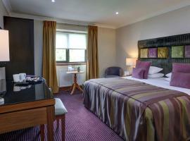 Best Western The Hilcroft Hotel West Lothian, hotel in Whitburn
