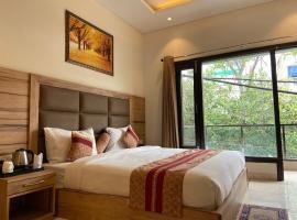 Hotel Exotic - 5 min walk from Golden Temple, hotel en Amritsar